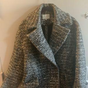 Sandro Cozy Oversized Coat